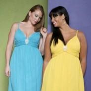 Выбираем правильное платье под тип фигуры «яблоко»