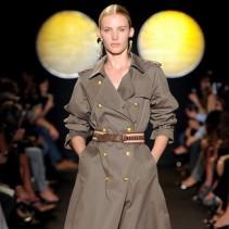 Платье-сафари 2012 – летняя мода для городских джунглей