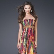 Как выбрать вечернее платье для фигуры прямоугольник