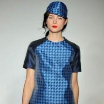 Платья с модным узором «гусиная лапка» (гленчек)