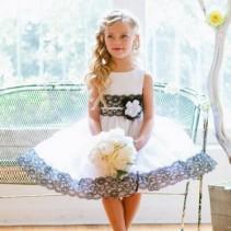 Платья на выпускной в детском саду 2015: красивые наряды для юных принцесс
