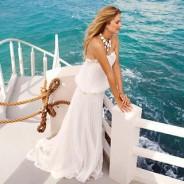 Выбираем платье для свадьбы на пляже