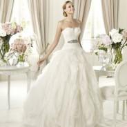 Пышное свадебное платье для пышного торжества