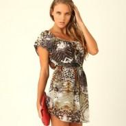 Шифоновые платья 2011