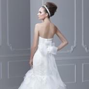 Свадебное платье с бантом: роскошный выбор для модных невест