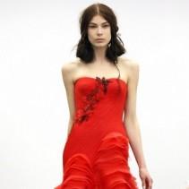 Свадебные платья Веры Вонг (Vera Wang) Весна-Лето 2013 – наряды от признанного дизайнера