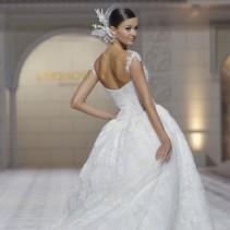 Свадебные платья 2015: ТОП-9 модных тенденций для будущих невест