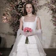 Свадебные платья на бретельках – нежность традиционного наряда