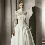 Свадебные платья осеннего сезона 2012
