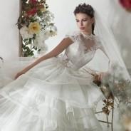 Свадебные платья Papilio (Папилио) 2012 – взрыв цветов и эмоций