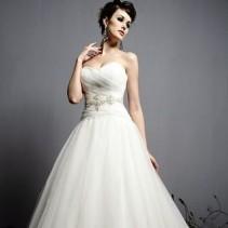 Свадебные платья принцесса – это мечта!