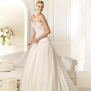 Свадебные платья Pronovias (Проновиас) 2013 – сказочная элегантность