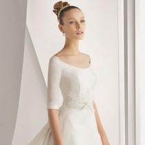 Свадебные платья в стиле ретро – современное очарование с веянием былых времен