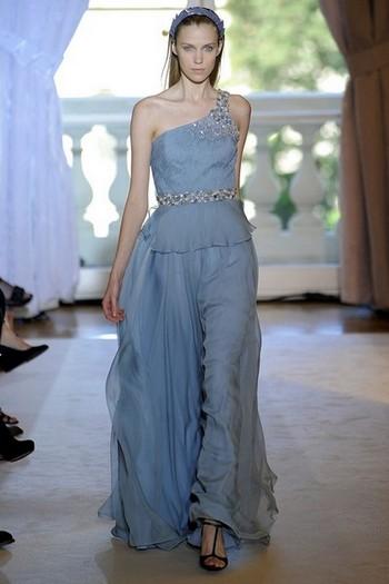 красивые длинные платья вечерные от дольче габбана.