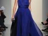 Вечерние платья 2012 длинные синие от Bottega Veneta