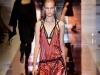 Модное платье с асимметричной юбкой Gucci
