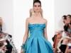 Платье с асимметричной юбкой от Oscar de la Renta