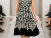 Платье ажурное Oscar de la Renta