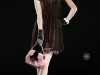 Бархатные платья на Новый год 2012