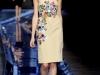 Бежевое платье Jason Wu