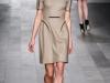 Бежевые платья Marios Schwab