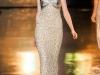 Badgley Mischka, бежевые платья осень зима 2011-2012