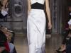Черно-белое платье фото Giles