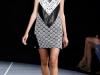 Платья черно белые короткие от Jen Kao