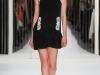 Платья черно белые короткие от Jenny Packham