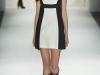 Короткое черно-белое платье фото Rachel Zoe