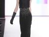 Вечерние черные платья осень-зима 2012-2013 фото, Carolina Herrera