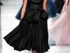 Черное платье от Christian Dior