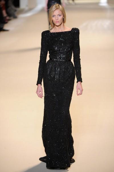 Черные платья эли сааба