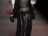 Вечерние черные длинные платья Christian Dior