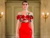 Что надеть на выпускной 2014, красное платье от Yanina