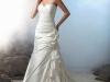 Свадебные платья для худых и стройных девушек