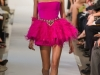 Розовое выпускное платье 2013 от Oscar de la Renta