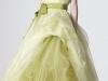 Зеленые свадебные платья фото