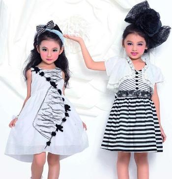 Детские выпускные платья 2011 (фото