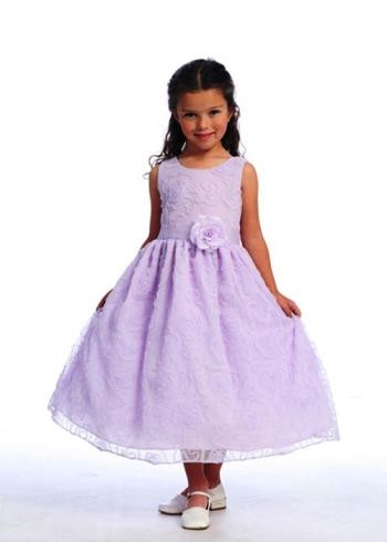 фасоны детских платьев - Мода и модные.