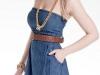 Джинсовые платья 2011