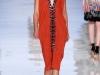 Красное этно платье от Etro