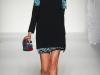 Короткое этническое платье Moschino 2012