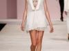Летнее короткое белое платье 2013 от Ermanno Scervino