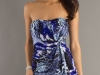 Модное летнее платье 2012 без бретелек