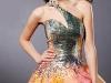 Выпускное платье на одно плечо