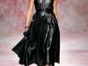 Кожаное платье 2011