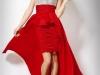 Красное платье фото