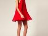 Красное платье 2011 фото