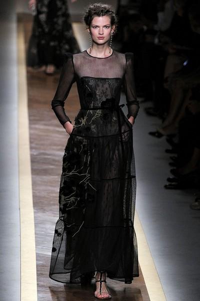 Кружевные платья 2012 | Вечерние платья